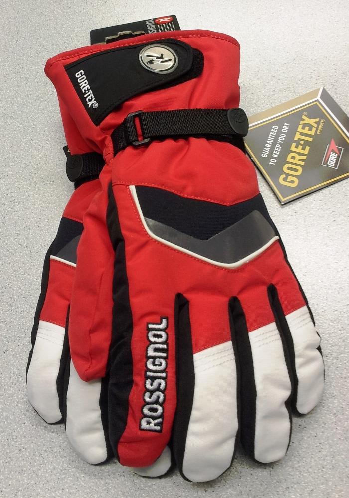 Rukavice Rossignol Ski GTX red