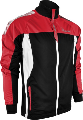 Bunda Silvini Montagno men red