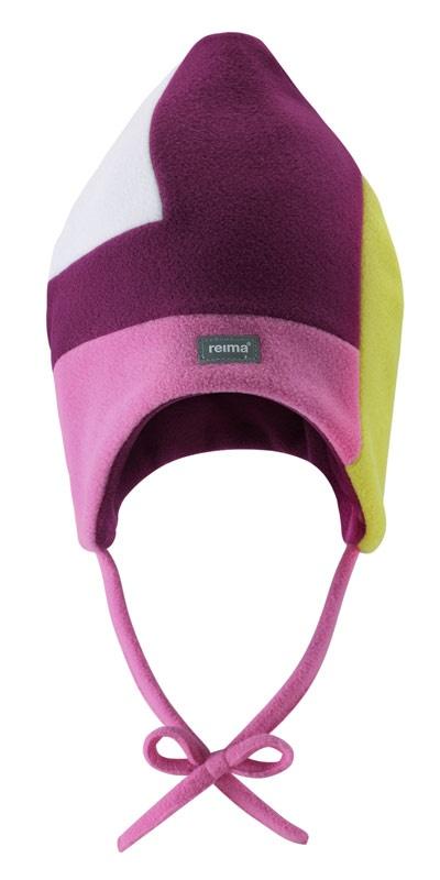 Čepice Reima Moza pink