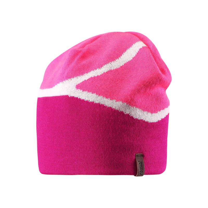 Čepice Reima Slalom pink