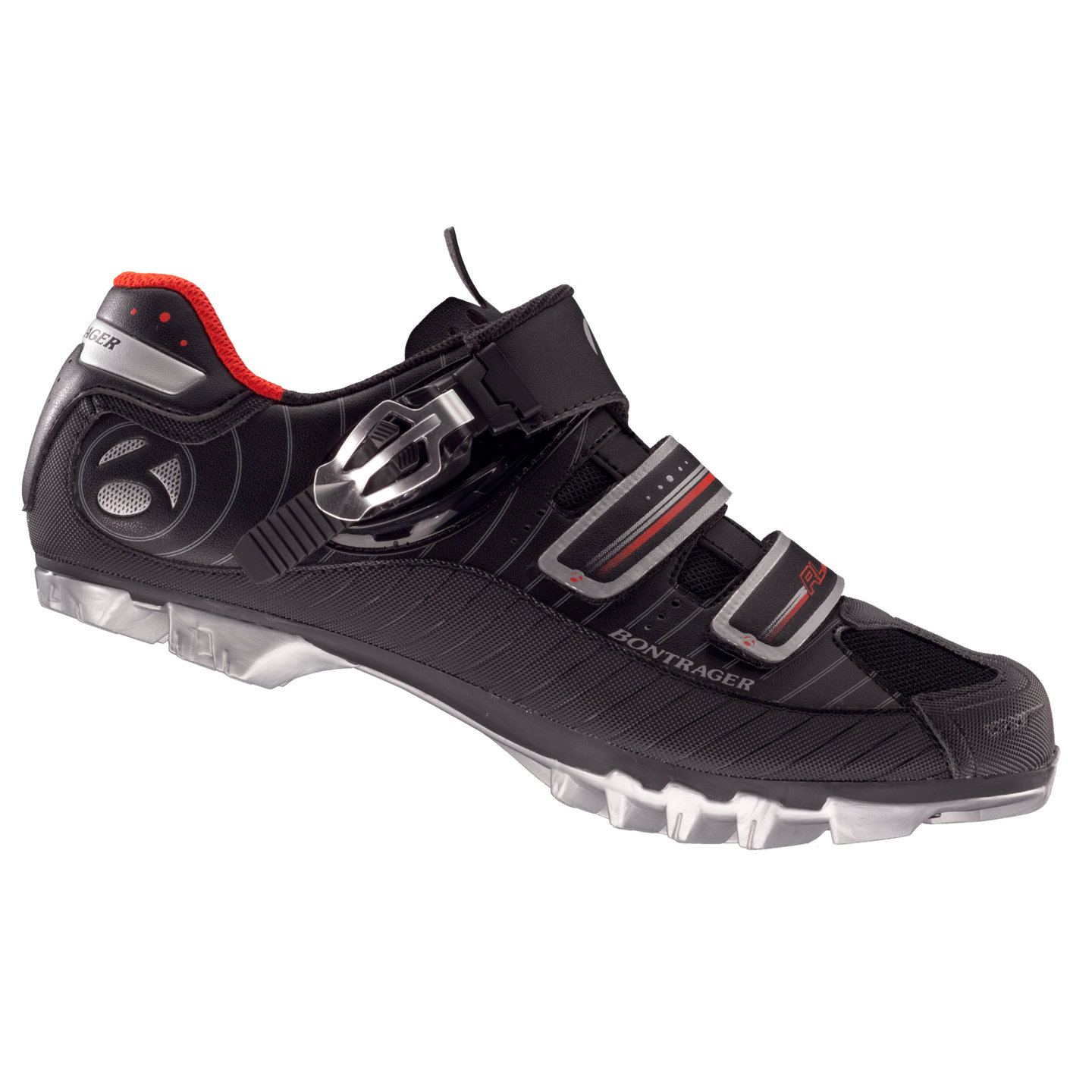 Tretry Bontrager Race Lite Mountain black 2013