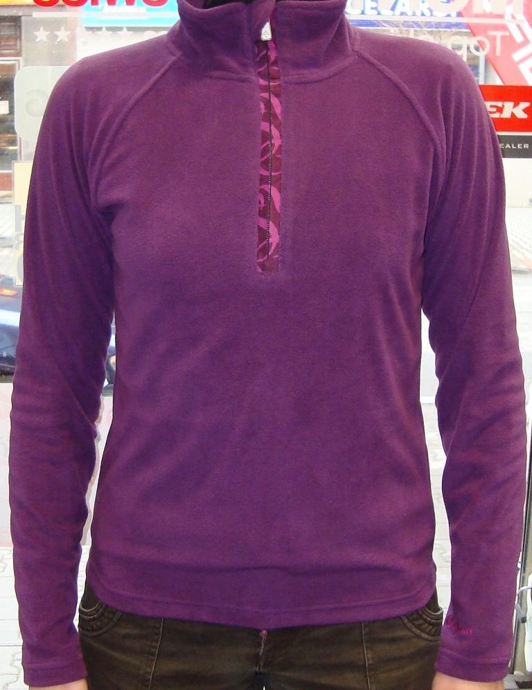 Mikina Surfanic Classic Micro Fleece purple