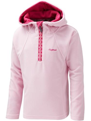 Mikina Surfanic Kit Regular Fleece Girls Pink