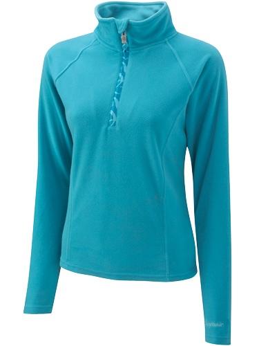 Mikina Surfanic Classic Micro Fleece turquoise