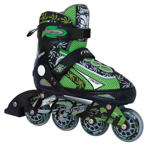 Brusle Tempish Racer green 35-38