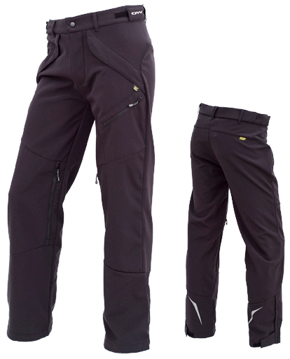 Kalhoty One Way Grassi Pants black XL