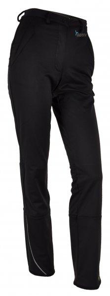 Kalhoty Silvini Borgo Softshell W black