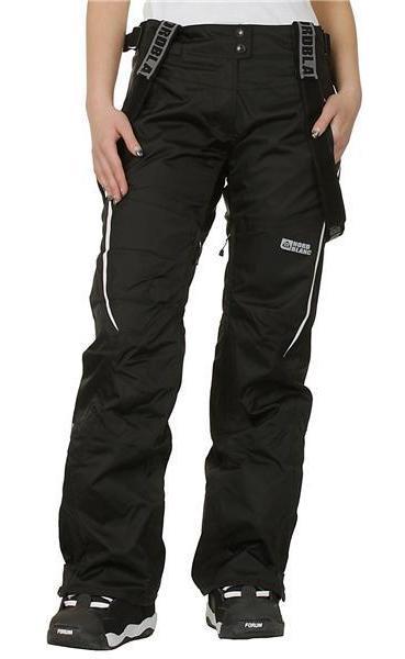 Kalhoty Nord Blanc NBWP2649 black
