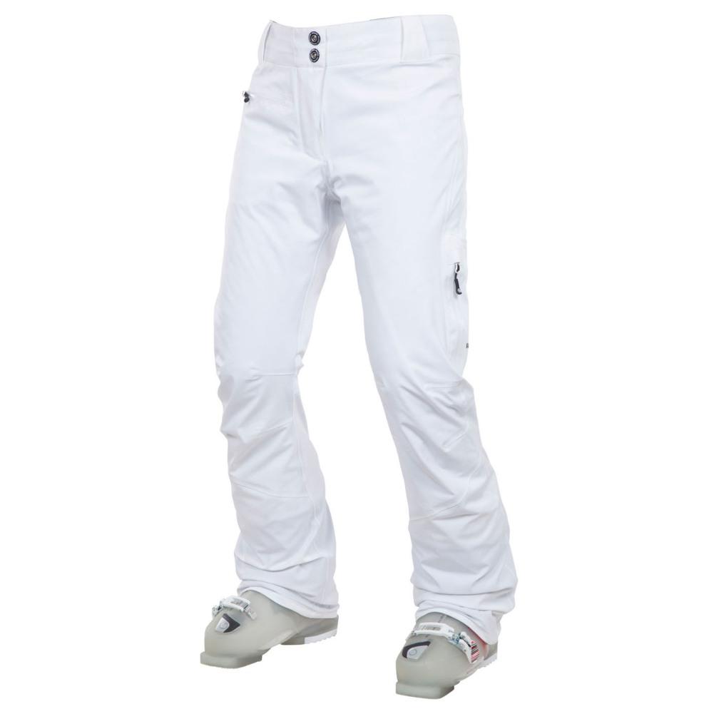 Kalhoty Rossignol W Pearl white