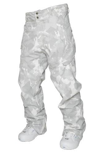 Kalhoty Surfanic Ducktail pixel