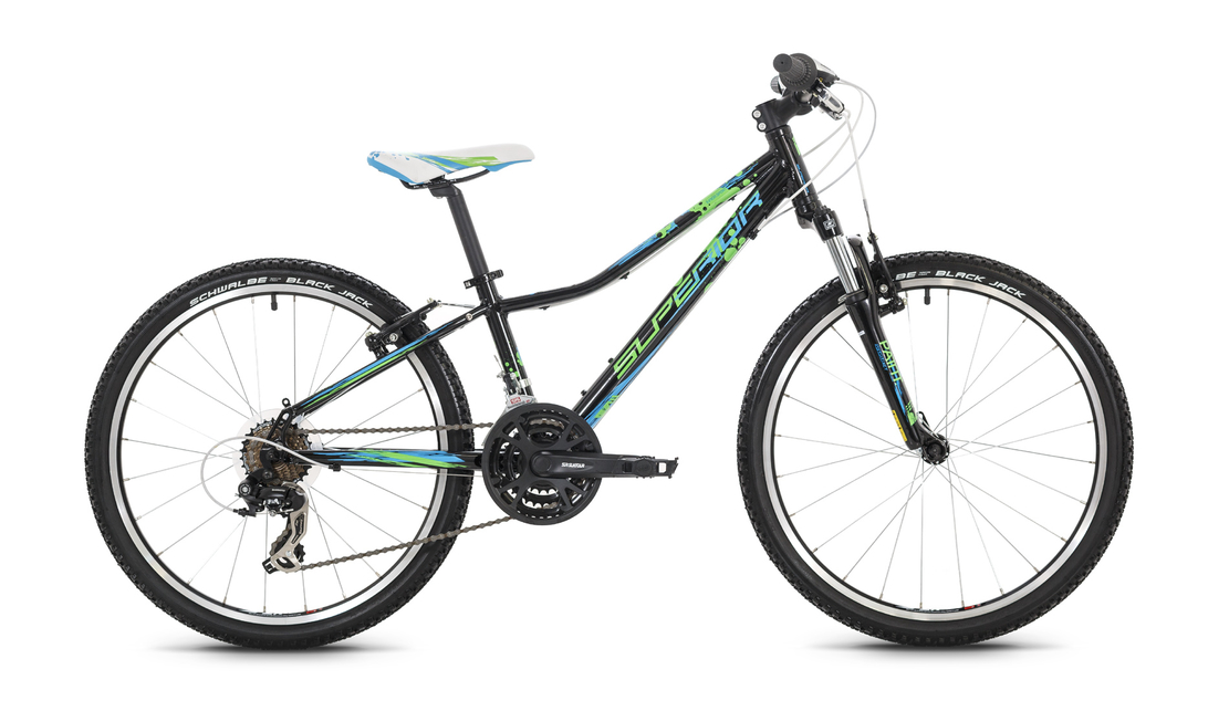 Kolo Superior XC 24' Paint black blue green 2016