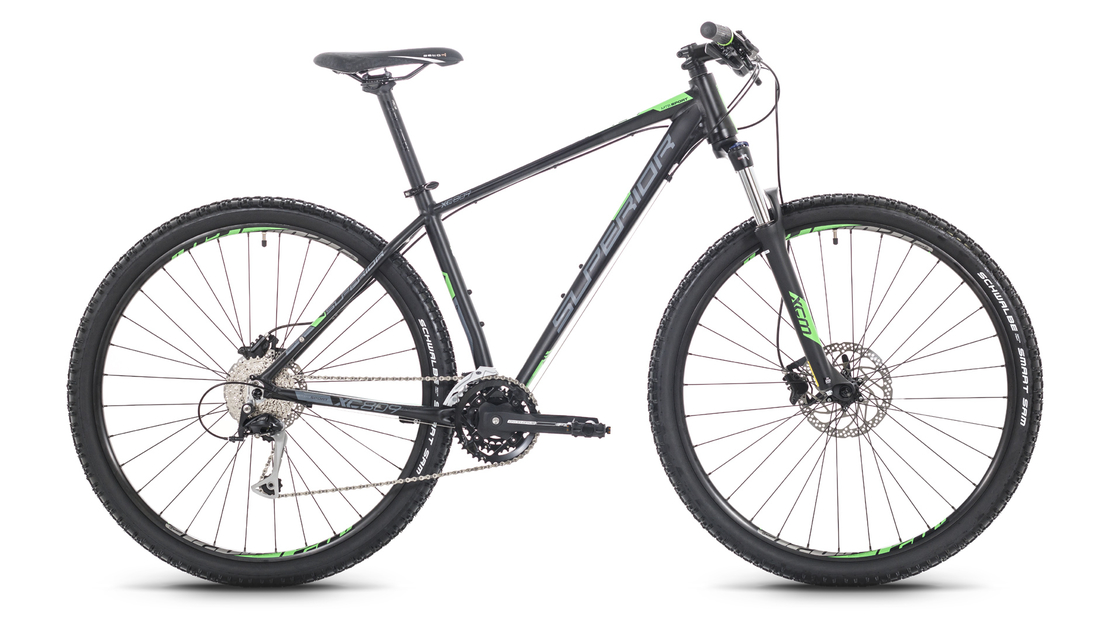 Kolo Superior XC 809 black green 2016