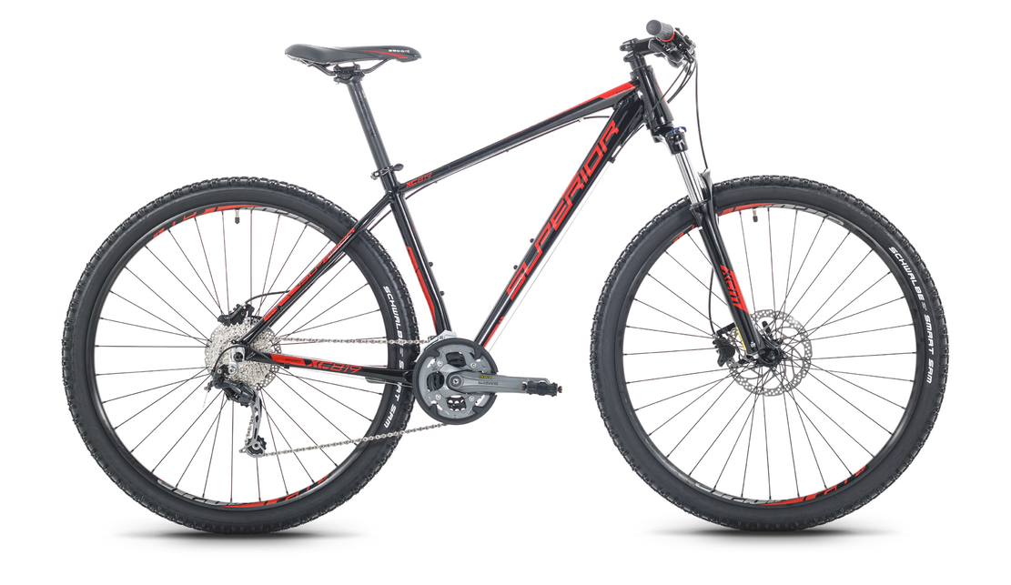 Kolo Superior XC 819 black red 2016