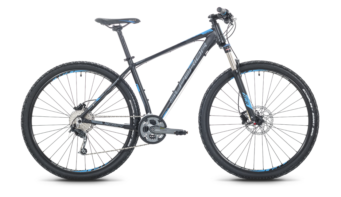 Kolo Superior XC 829 black blue 2016