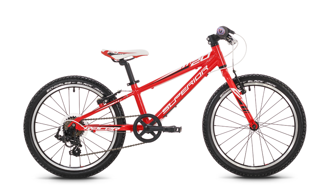 Kolo Superior XC 20 Racer red black 2016