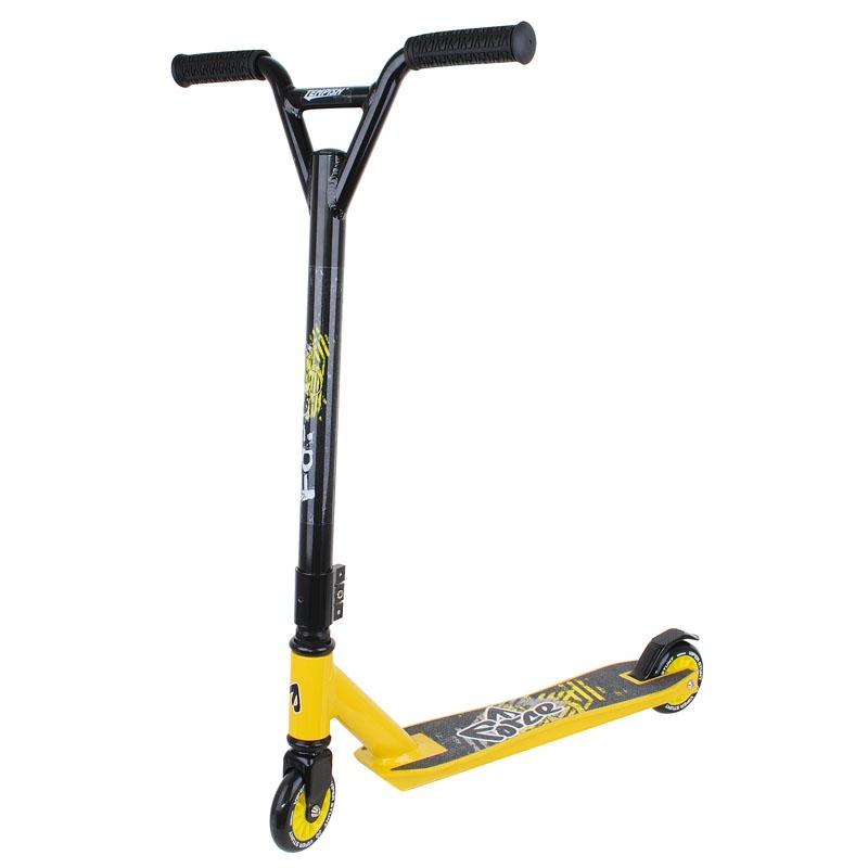 Koloběžka Tempish Viper Stunt 100 Al yellow
