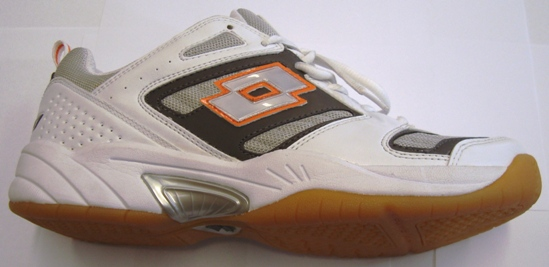 Boty Lotto Spiker white charcoal