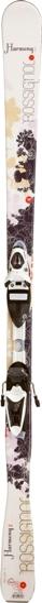 Lyže Rossignol Harmony II + vázání Saphir 90 S TPI2 162 2010