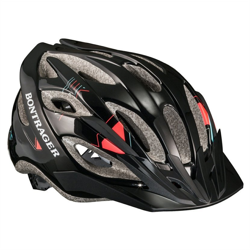 Přilba Bontrager Solstice Youth black red 2016  1e2981fd8b