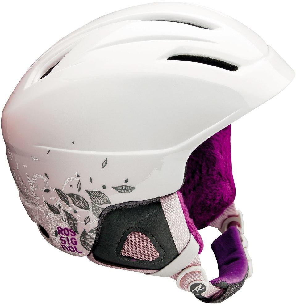 Přilba Rossignol RH2 W Free white pink