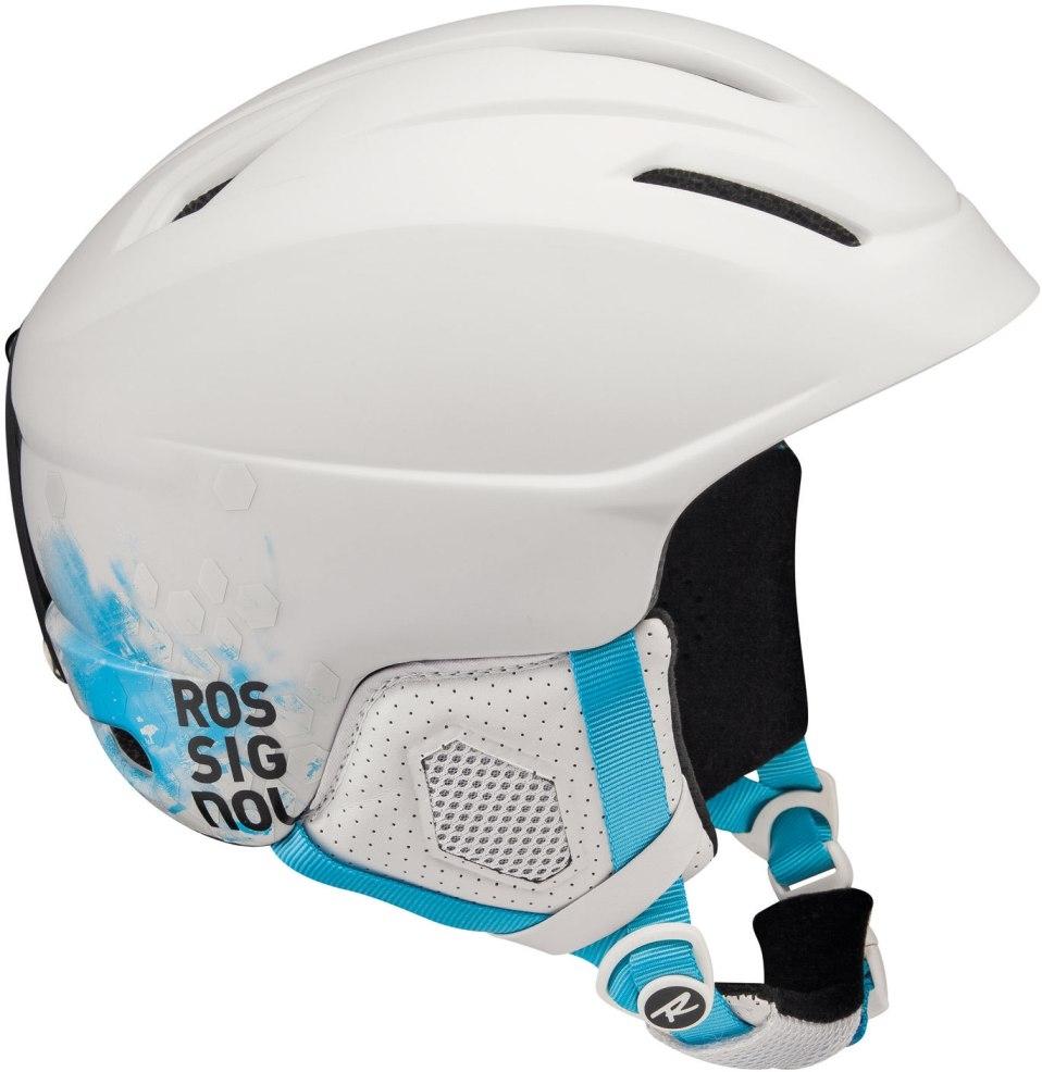 Přilba Rossignol RH2 Squad white