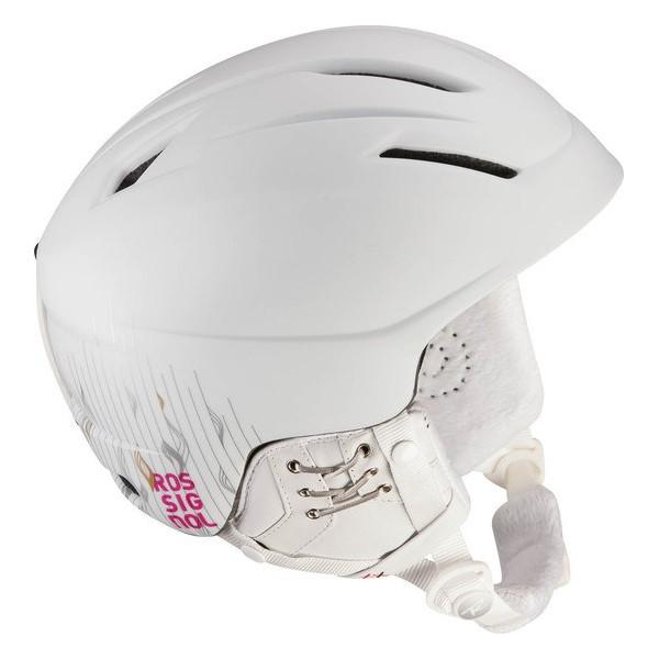 Přilba Rossignol RH2 Free white pink