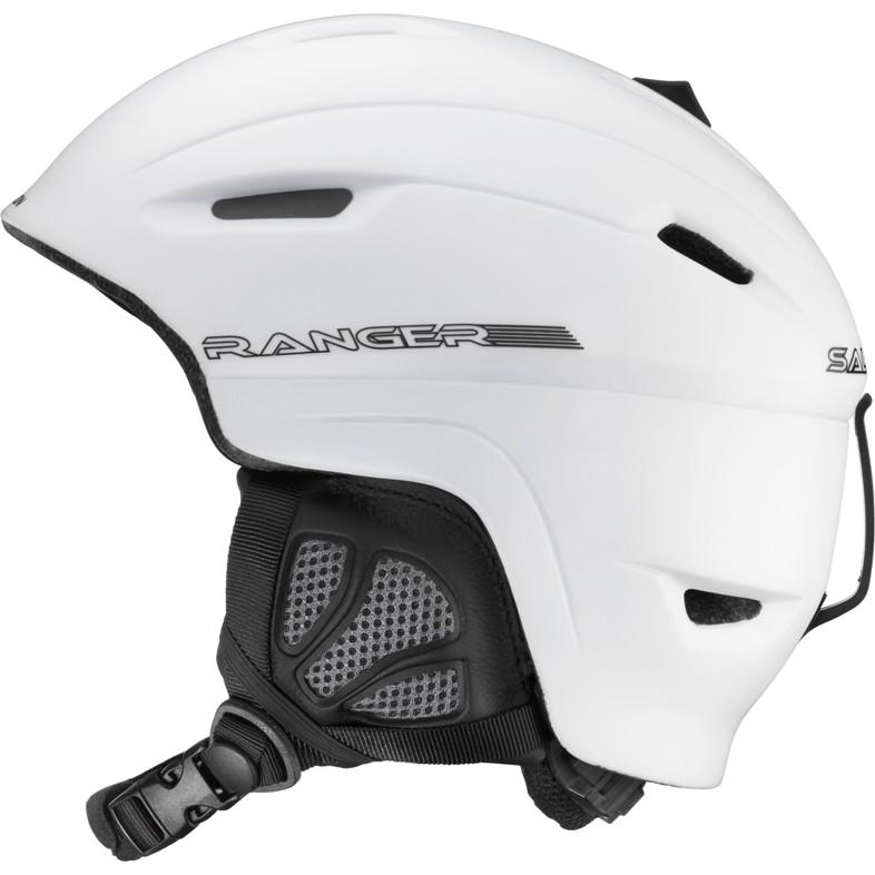Přilba Salomon Ranger white