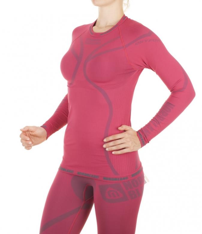 Triko Nord Blanc Lopa pink NBBLE3384