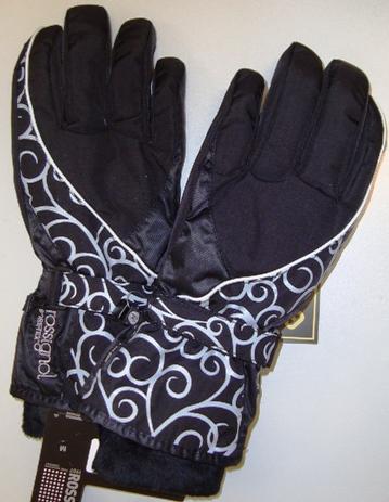 Rukavice Rossignol W Lucy GTX G black