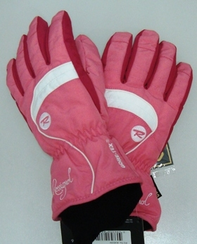 Rukavice Rossignol JR Dalia G GTX Pink