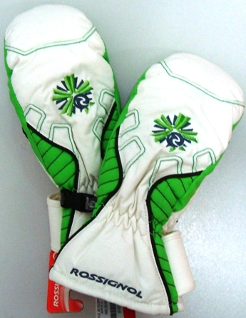 Rukavice Rossignol JR Glory RTO M Green
