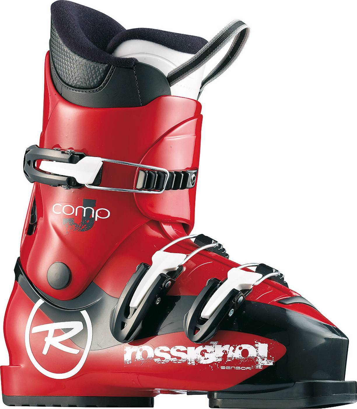 Boty Rossignol Comp J3 Red 32 2012
