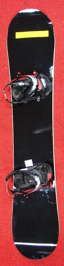 Snowboard Head black + vázání Rossignol Trans AM