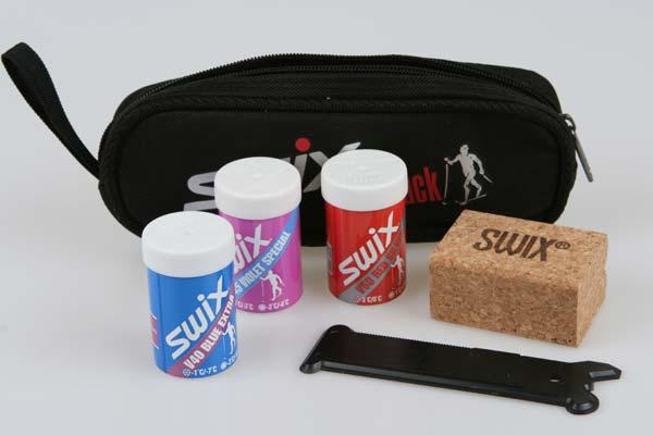 Sada Vosků Swix Tour Pack